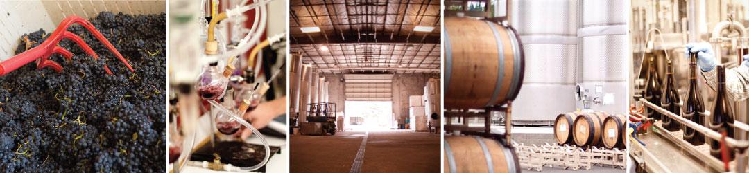 Dundee Vintners - Custom Crush Facility
