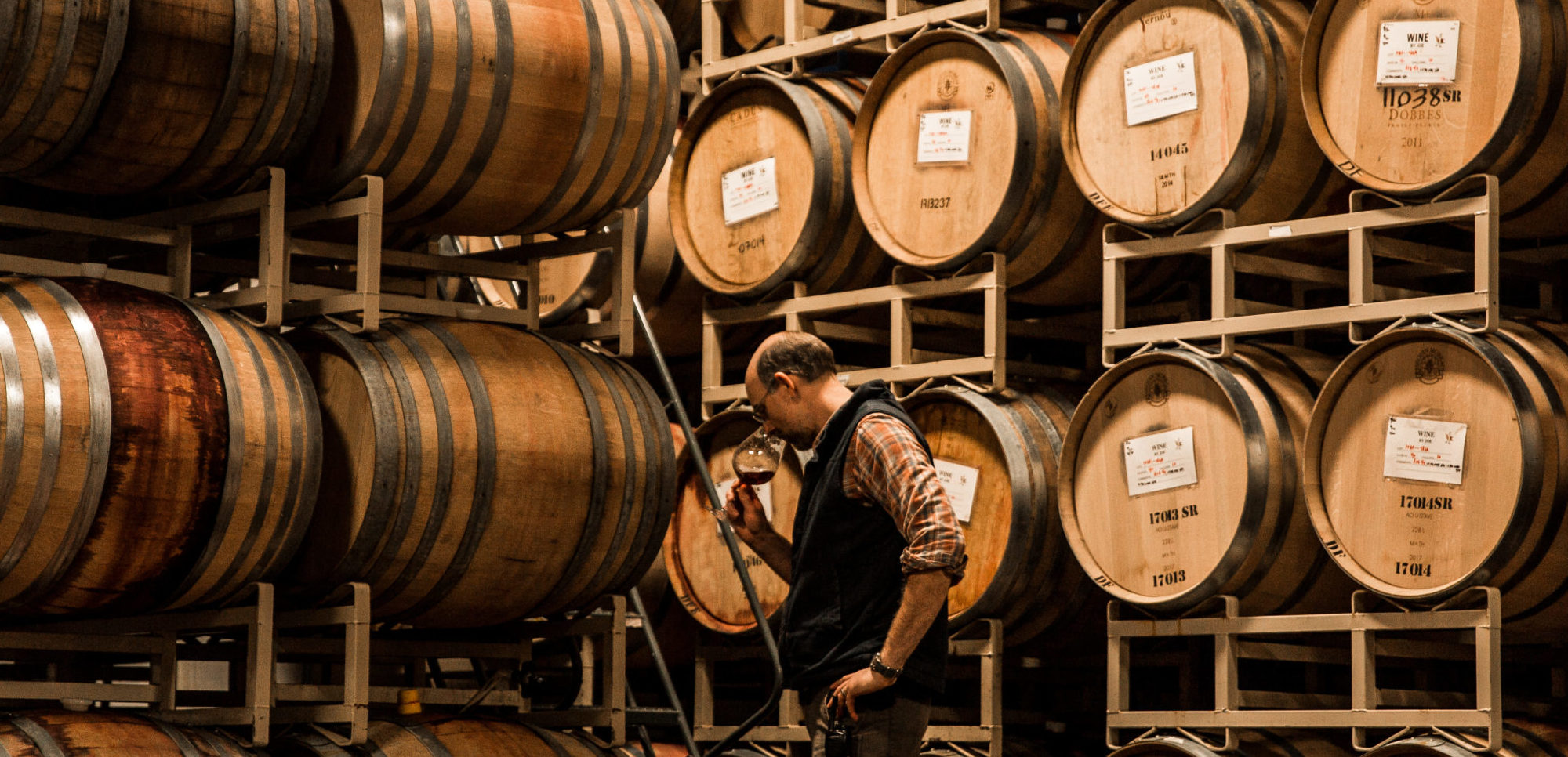 Dundee Vintners Custom Winemaking Services